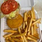 Chicken Burger Trio